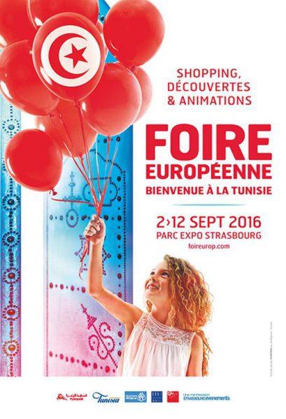 Foire Europeenne 2016