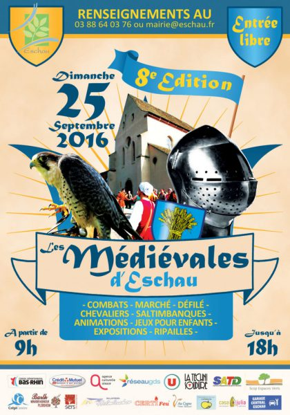Medievales Eschau 2016