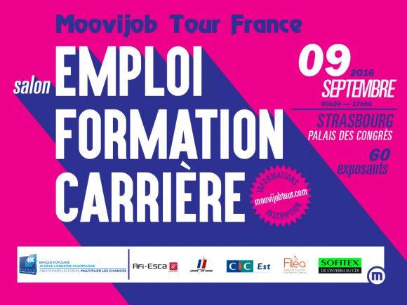 Moovijob Tour 2016 Recrutement